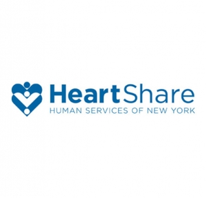 logo for Heart Share Human Services of New York